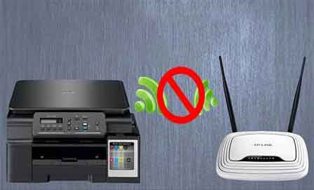 Brother Printer cant connect to WiFi 1